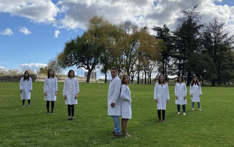 Hematolung Lab members